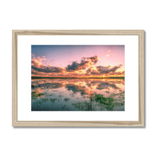 Load image into Gallery viewer, Cors Ddyga reflections, Llangefni