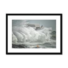 Load image into Gallery viewer, Stormy conditions at Trearddur Bay