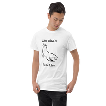 Load image into Gallery viewer, White Sea Lion T-Shirt