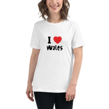 Load image into Gallery viewer, I Love Wales T-Shirt
