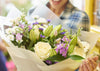 Hand Tied Flowers Best of season selection.