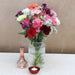 Mixed Pink Carnations & Alstroemeria