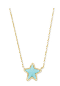 Jae Star Short Pendant