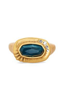 Kendra Scott Anna Band Ring Sz 8