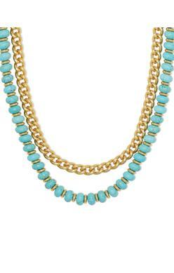 Kendra Scott Rebecca Multi Strand Necklace
