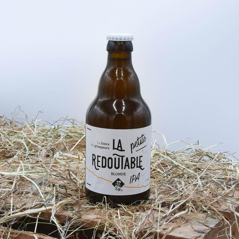 La Redoutable blonde IPA  33cl