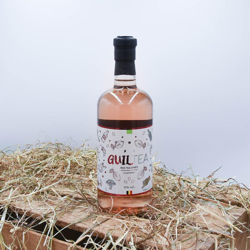 Guiltea Red Tea Spirit  Limited Edition  70cl