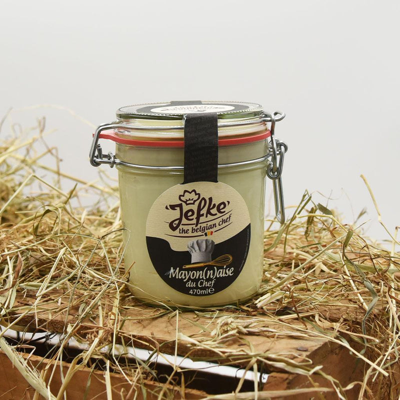 Sauce Mayonnaise du chef  Jefke  47cl