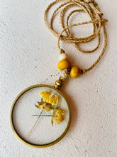 Load image into Gallery viewer, VINTAGE BRASS LOCKET; yellow