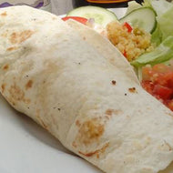 Piri Piri Spiced Chicken Salad Wrap