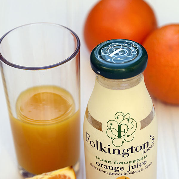Folkingtons Freshly Pressed Juices