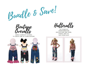 Boutique Overall Bundle