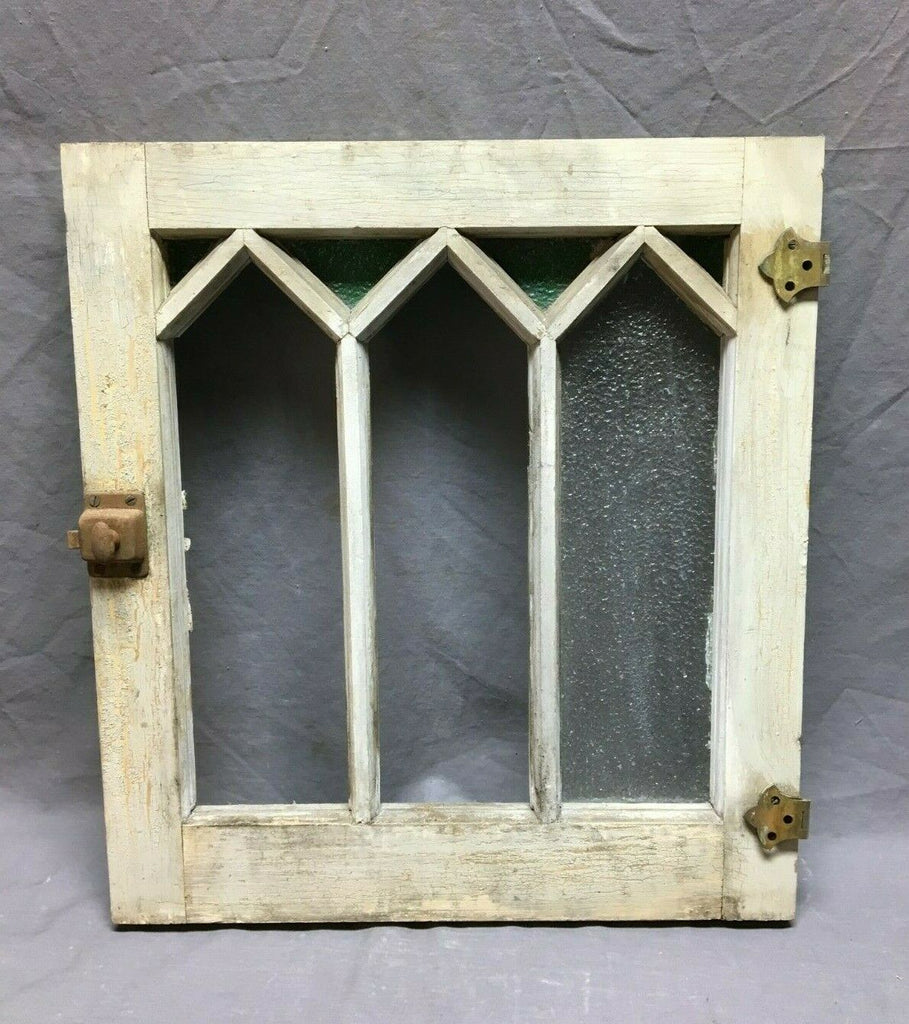 Antique 18x20 Window Mission Sash Casement Shabby Cottage VTG 155-19B