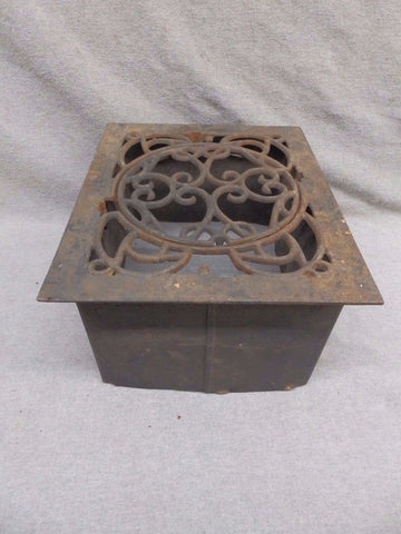Antique Heat Grate Ceiling Wall Stove Floor Vintage 562-17R
