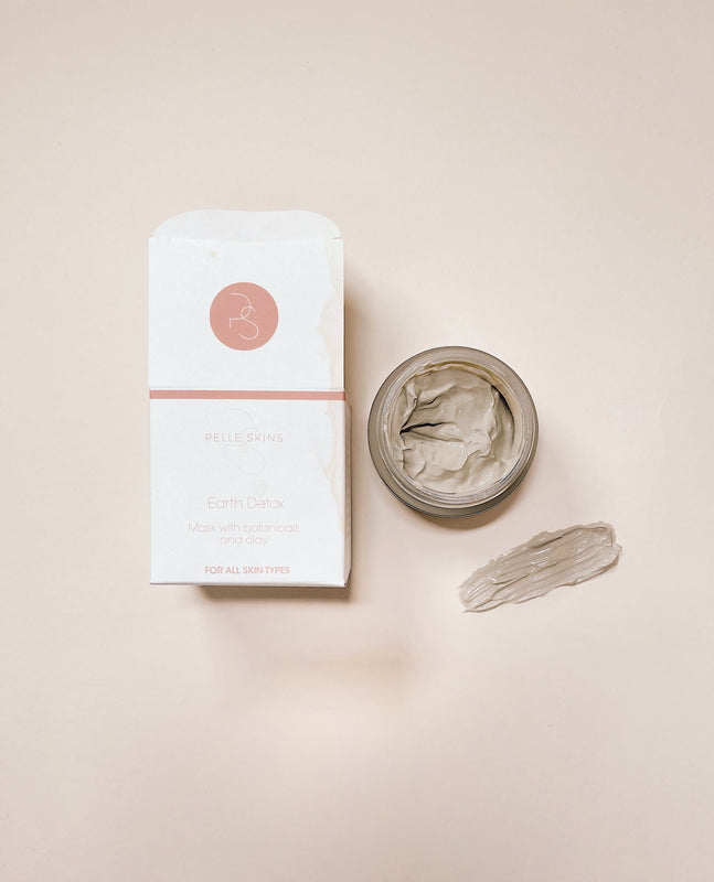Earth Detox With Botanicals And Clay