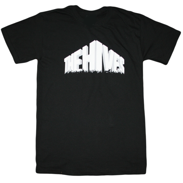 CROWD BLACK TEE
