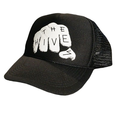 THE HIVES FIST TRUCKER HAT
