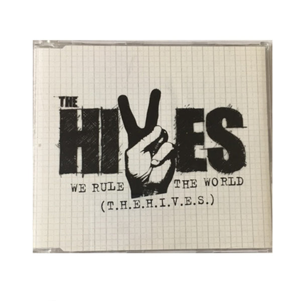 WE RULE THE WORLD (T.H.E.H.I.V.E.S)- M.A.T.T. ARTIC MONKEYS REMIX CD