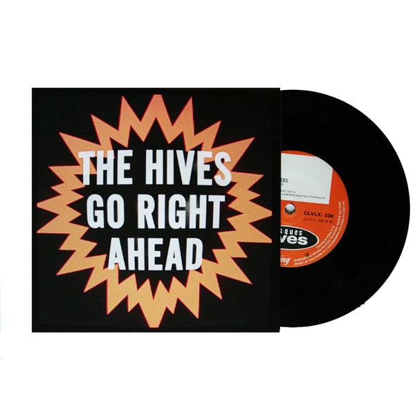 "GO RIGHT AHEAD SINGLE 7"" VINYL"