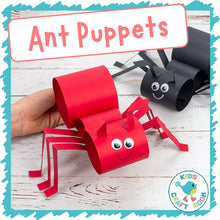 Load image into Gallery viewer, Ant Puppets