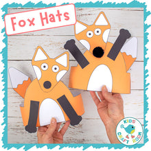 Load image into Gallery viewer, Fox Hats