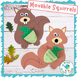 Movable Squirrels