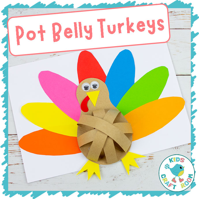 Pot Belly Turkeys