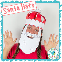 Load image into Gallery viewer, Santa Hats