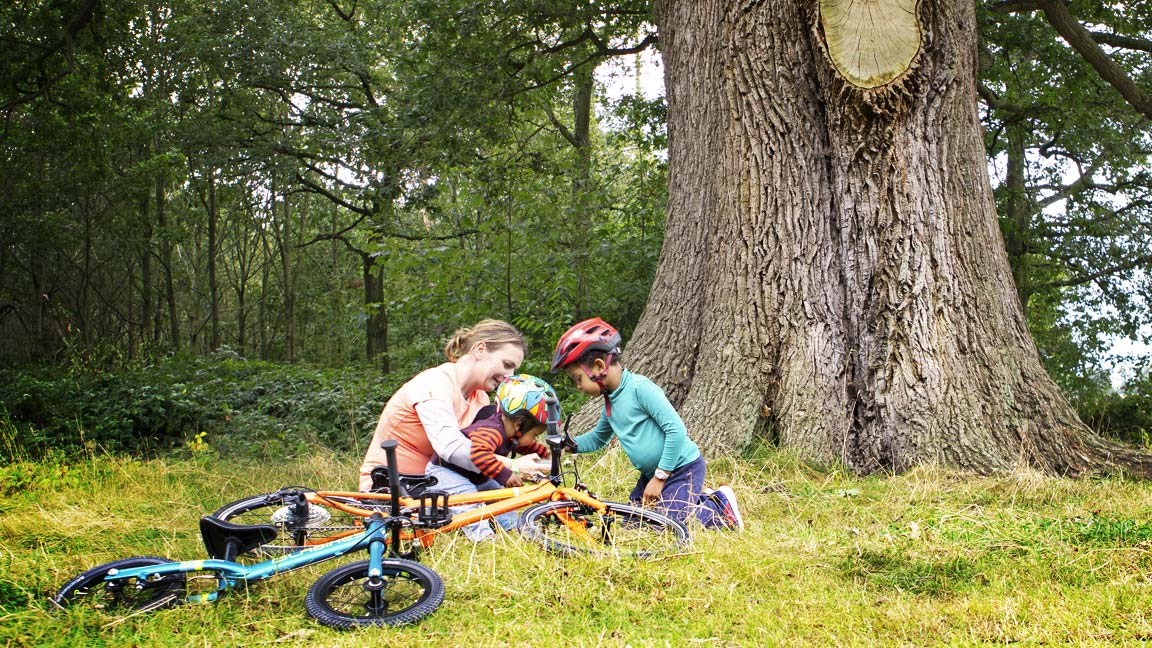 Islabikes-Maternity and paternity initiative
