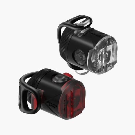 Lights, front and rear, Lezyne, Femto USB Drive