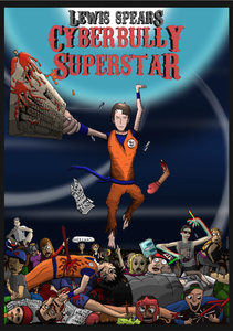 Signed Cyberbully Superstar Poster A3