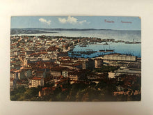 Load image into Gallery viewer, Trieste Panorama nach Abbazia Savoy Hotel 40021