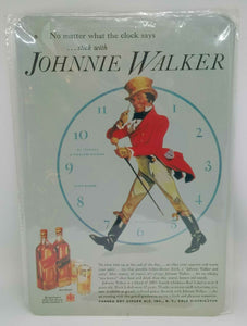 Nostalgie Retro Blechschild Whiskey Johnnie Walker 30x20 50065