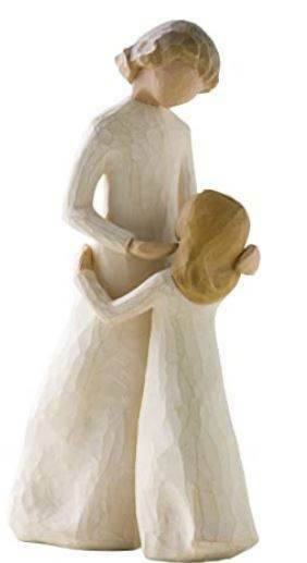 Willow Tree Figur Mother & Daugther Mod 26021 20cm Mutter & Tochter 50266