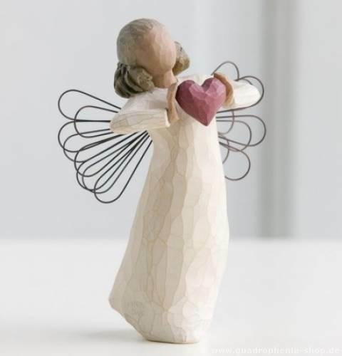 Willow Tree Figur With Love Modell 26182 13,5cm Du wirst geliebt 60217