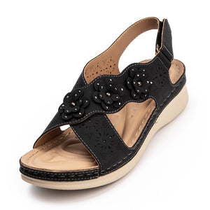 Casual hollow female sandals