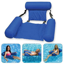Load image into Gallery viewer, Swimming Floating Bed And Lounge Chair (Adjustable + Collapsable Chair/Bed)