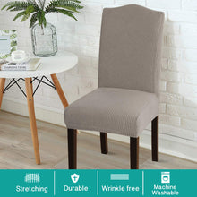 Load image into Gallery viewer, Removable Washable Chair Seat Protector Cover (4 Pcs/6 Pcs/8 Pcs)