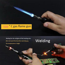 Load image into Gallery viewer, Wireless Portable Soldering Iron Set