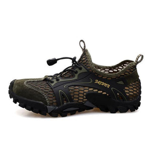 Outdoor Climbing Waterproof Shoes