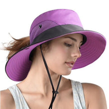 Load image into Gallery viewer, UV Protection Foldable Sun Hat