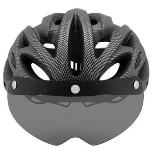 Cyclix™ Ultralight LED Bicycle Helmet with Visor