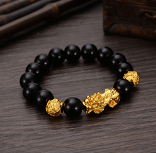Load image into Gallery viewer, Feng Shui Wealth Beads Bracelet