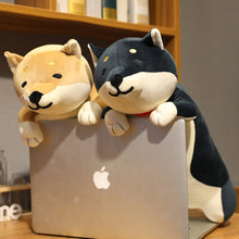 Load image into Gallery viewer, Plush Toys Animal Cat dog Cute Creative Long Soft Toys Office Lunch Break Nap Sleeping Pillow Cushion Stuffed Gift Doll for Kids