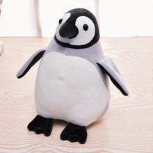 Load image into Gallery viewer, Creative Travel Neck Pillow Changeable Animals U Shape Pillow 2 in 1 Elephant Pig Penguin Plush Toys Stuffed Dolls Neck Rest Hot