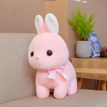 Load image into Gallery viewer, Hot 35cm/45cm Big Fat Rabbit Plush Animals Toys Stuffed Bunny Pink/White Rabbit Soft Toys Baby Kids Sleep Toys Birthday Gifts
