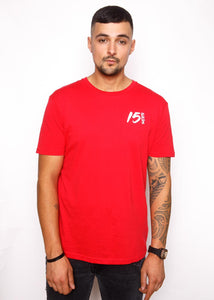 15Saints Graffiti -  Luxe Red