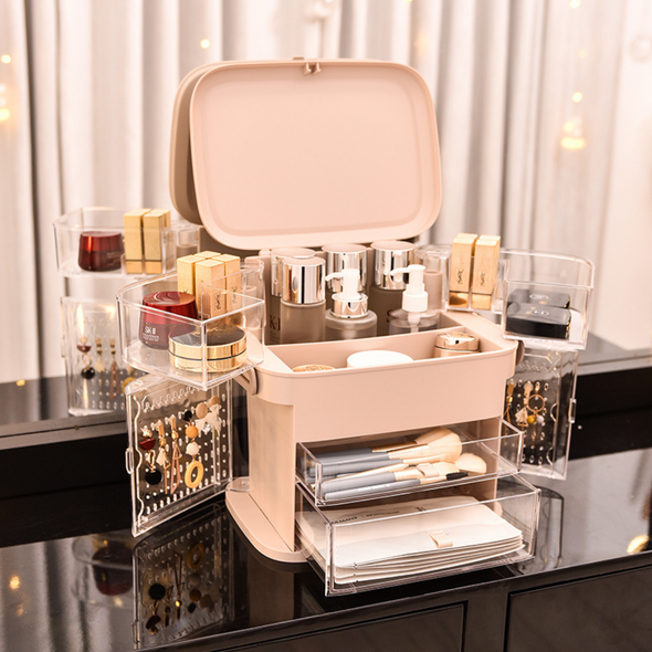 Rosaly Beauty ™ Makeup Organizer