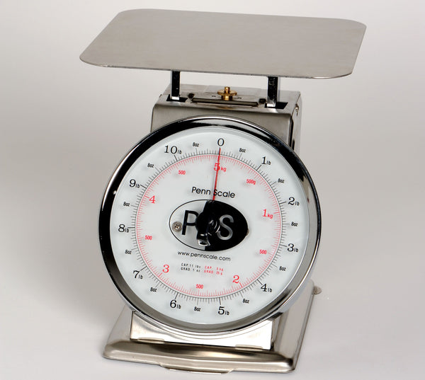 Spring Scale With Rotating Dial (P-2R)
