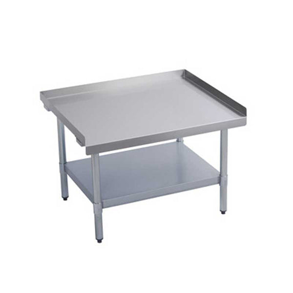 "Stainless Steel Equipment Stand 24""x30""x24"""